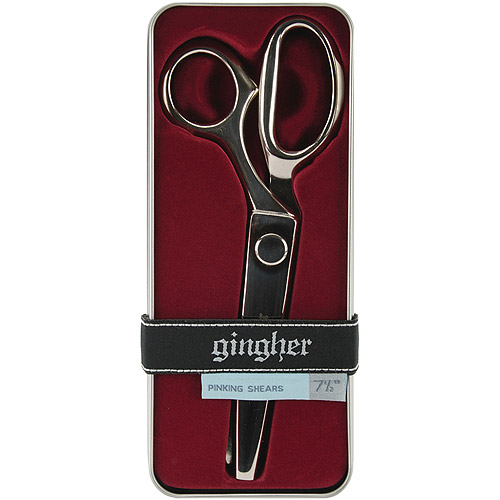 Gingher Pinking Shears, 7-1/2""