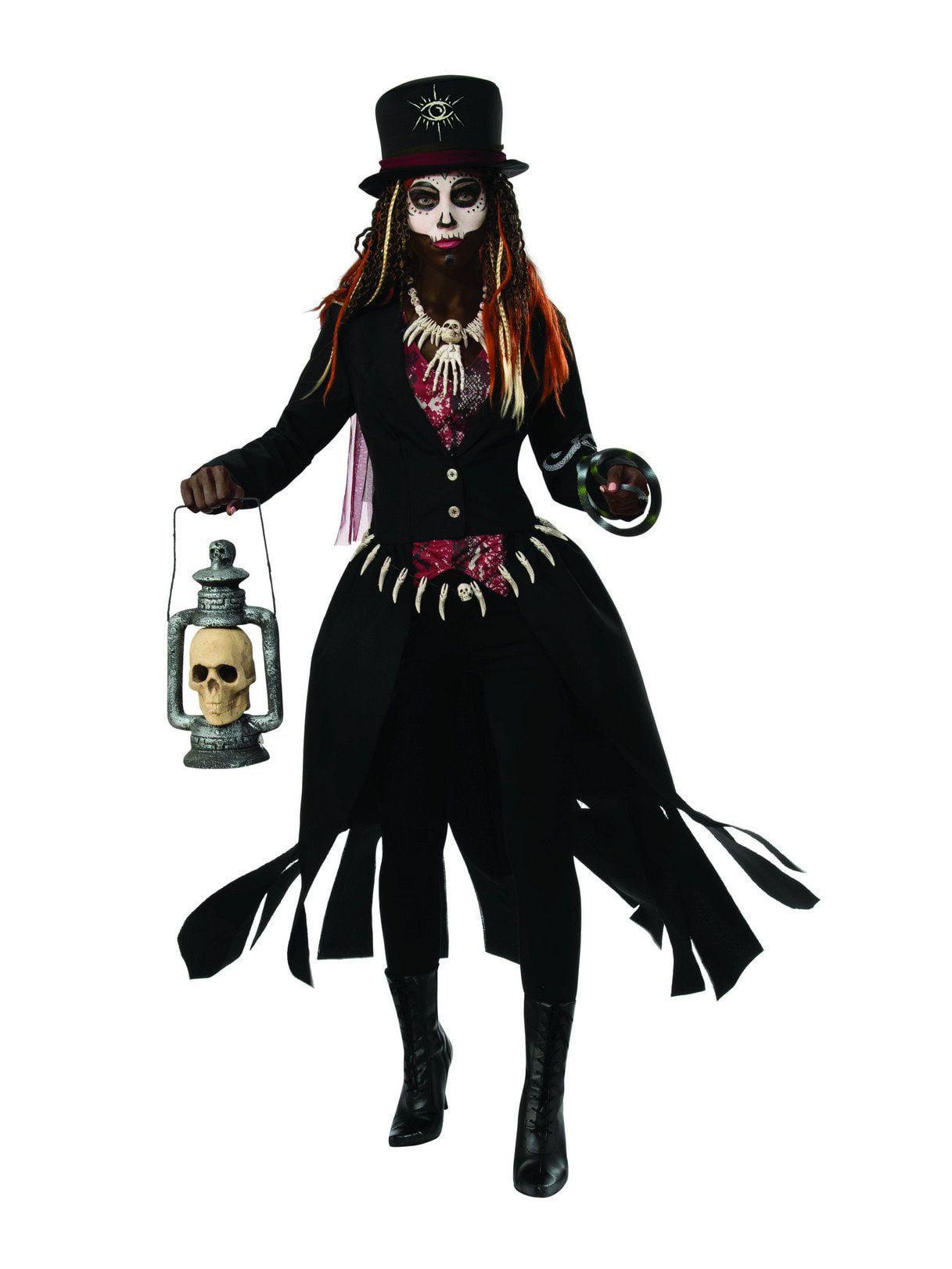 Voo Doo Priestess Costume Multi X-Large