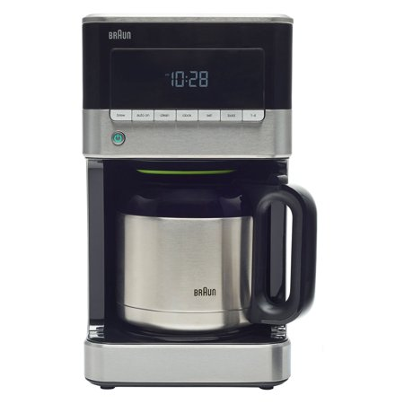 Braun KF7155BK Brew Sense 10 Cup Drip Coffee Maker