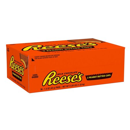 Product Of Reese'S Peanut Butter Cups (1.5 Oz., 36 Ct.) - For Vending Machine, Schools , parties, Retail - Products Peanut