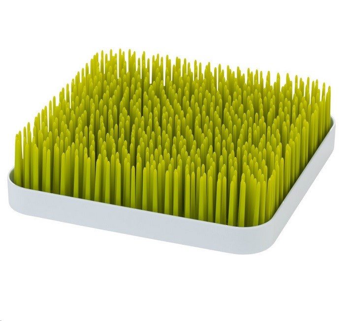 Boon GRASS Countertop Drying Rack Green by Boon