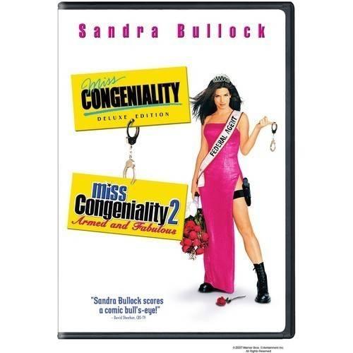 Miss Congeniality / Miss Congeniality 2: Armed & Fabulous (Widescreen)