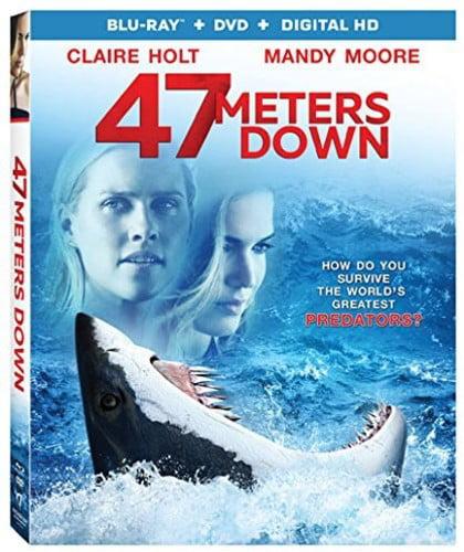 47 Meters Down (Blu-ray + DVD + Digital HD)