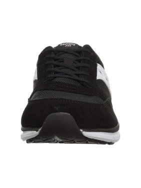 Saucony Jazz Lite Black Ankle-High Suede Fashion Sneaker - 11.5M