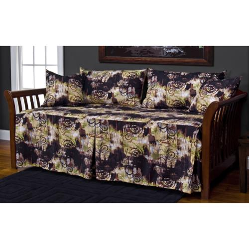 SIScovers Graffti 5-piece Daybed Ensemble