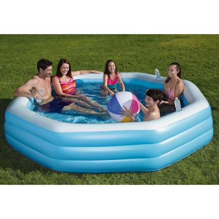 My Sunshine Octagonal Family Pool