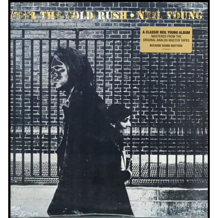 Neil Young - After The Gold Rush - Vinyl (Remaster)