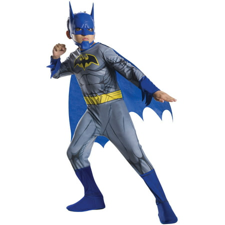 Blue Batman Child Costume](Blue Batman Costume Kids)