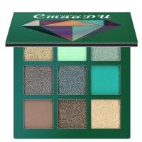 Tuscom Cosmetic Matte Eyeshadow Cream Makeup Palette Shimmer Set 9 Colors Eyeshadow