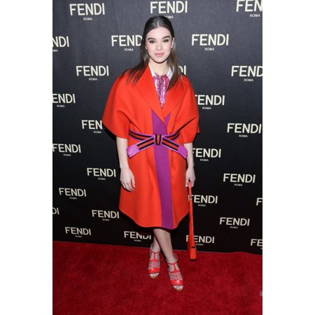 Hailee Steinfeld At Arrivals For Fendi Flagship Boutique Opening And Cocktail Party 598 Madison Avenue New York Ny February 13 2015 Photo By Andres OteroEverett Collection Celebrity