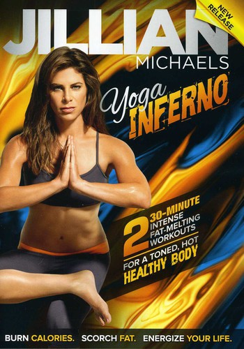 JILLIAN MICHAELS-YOGA INFERNO (DVD) (DVD) by Gaiam