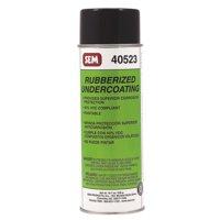 SEM Low Voc Rubberized Undercoating Aerosol  24 oz #730554