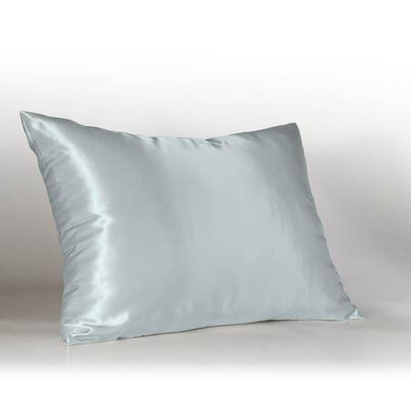 Sweet Dreams Luxury Satin Pillowcase With Zipper Standard