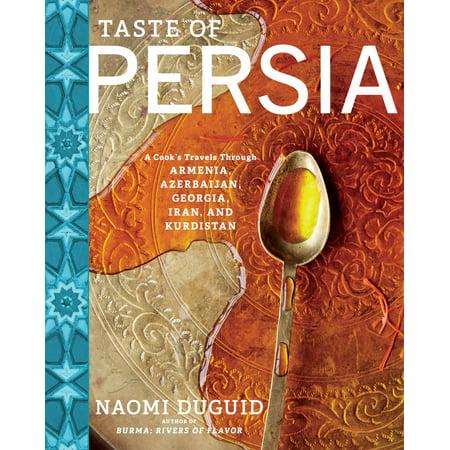 Taste of Persia - Hardcover (Tiffany-schwarze Taste)