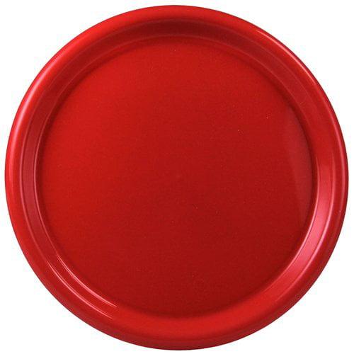 Plastic Plate, 4pk