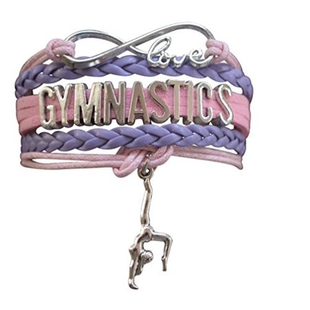 gymnastics bracelet- girls gymnastics bracelet- gymnastics jewelry for gymnast