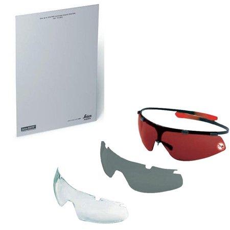 Leica GZM26 Target Plate + GLB30 Laser Glasses