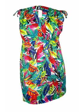 3ecded04f23e8 Product Image Lauren Ralph Lauren Women s Rainforest Tropical Farrah Swim  Cover (L