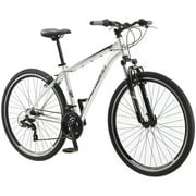 700c Schwinn Connection Men's Multi-Use Bike, Silver