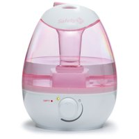 Safety 1st Filter Free Cool Mist Humidifier, Pink