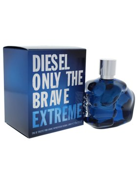 Only The Brave Extreme by Diesel for Men - 2.5 oz EDT Spray
