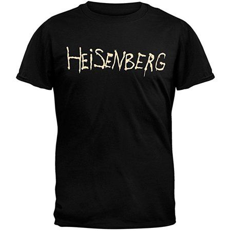 Breaking Bad - Heisenberg Signature T-Shirt (SMALL)  W21