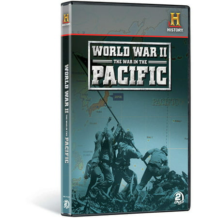 WWII: The War in the Pacific (DVD)