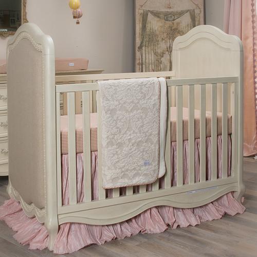 glenna jean maddie 3 piece crib bedding set