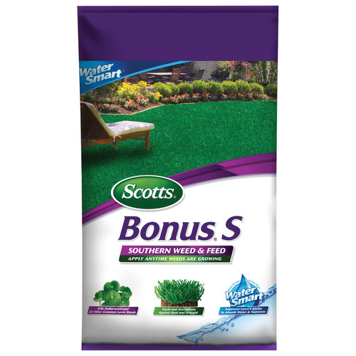 Scotts Bonus S Southern Weed & Feed, 5m