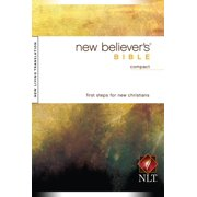 New Believer's Bible Compact NLT (Softcover)