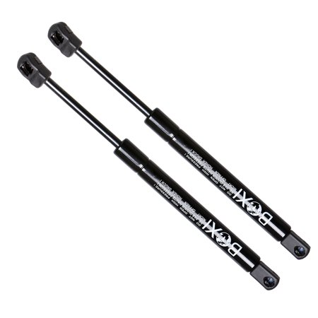 BOXI 2 Pcs Hood Lift Supports Struts Shocks Dampers For Ford Crown Victoria 1998 - 2011, Mercury Grand Marquis 2006 - 2011, Mercury Marauder 2003 - 2004 Hood 4550,