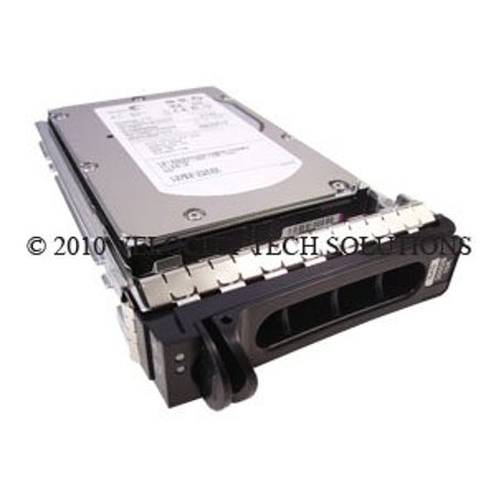Dell JW552 300GB 16MB 3.0Gbps 10K 3.5  SAS Hard Drive in Poweredge Tray