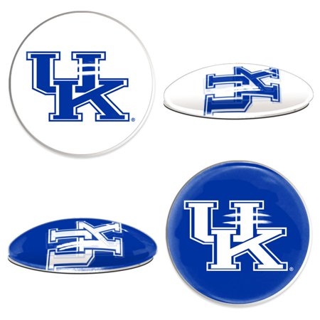 Kentucky Wildcats Official NCAA  Sport Dotts Magnet 2 Pack by Wincraft