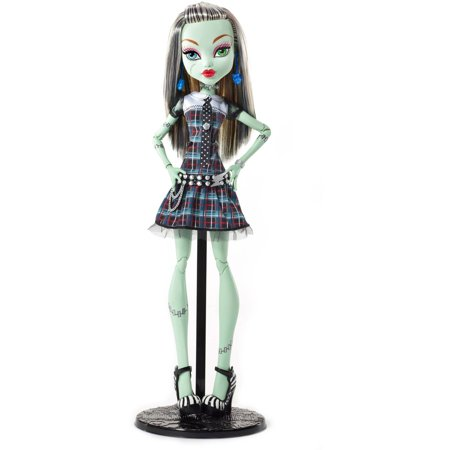 Monster High Frightfully Tall Ghouls' Frankie Stein Doll