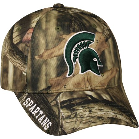 NCAA Men's Michigan State Spartans Mossy Cap