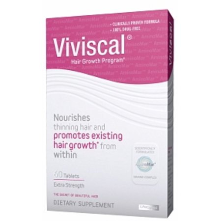 (3 Pack - Viviscal Hair Nourishment System, Extra Strength, Tablets 60 Tabs)