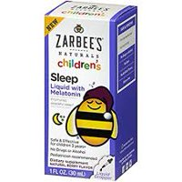 Zarbee's Naturals Children's Sleep Liquid with Melatonin
