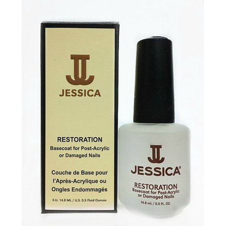 Jessica RESTORATION - Basecoats for Post-Acryclic or Damaged 0.5oz/14.8ml](Jessica Rabbit Makeup)