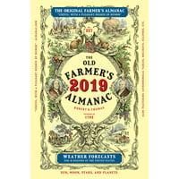 The Old Farmer's Almanac 2019, Trade Edition (Paperback)