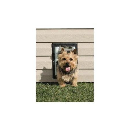 Petsafe Wall Entry Door Medium Walmart