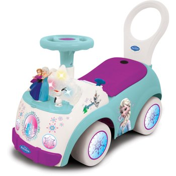 Frozen Magical Adventure Activity Ride-On