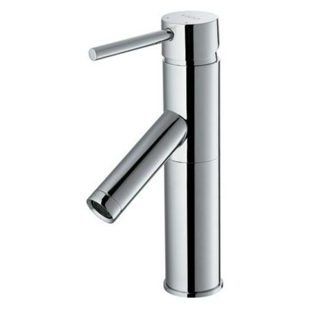 Single Hole Faucet Finish (Vigo VG01008CH Single Hole Bathroom Faucet )