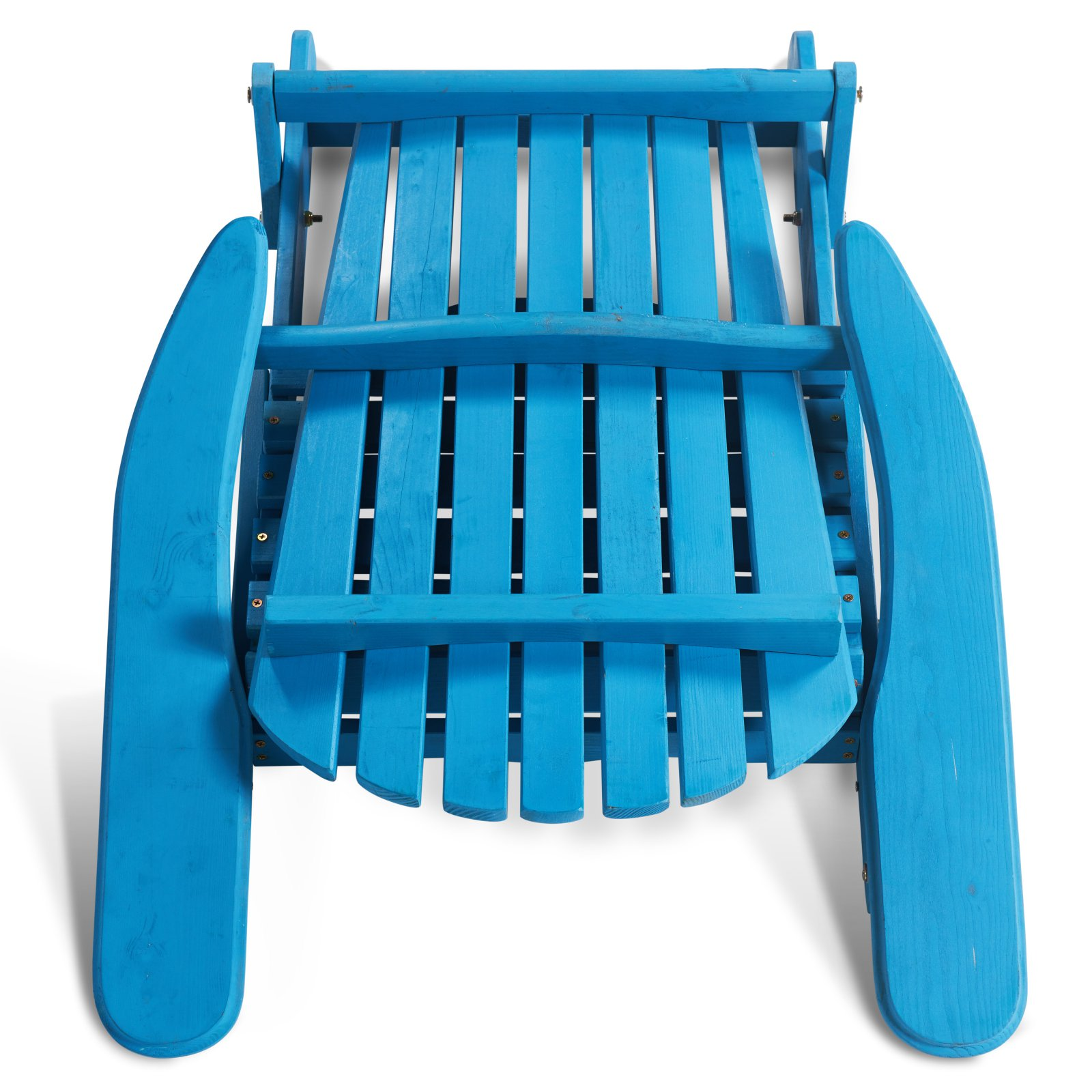 Incadozo Villaret Wood Folding Adirondack Chair
