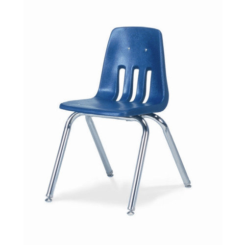 Virco 9000 Series 16'' Plastic Classroom Chair (Set of 4)