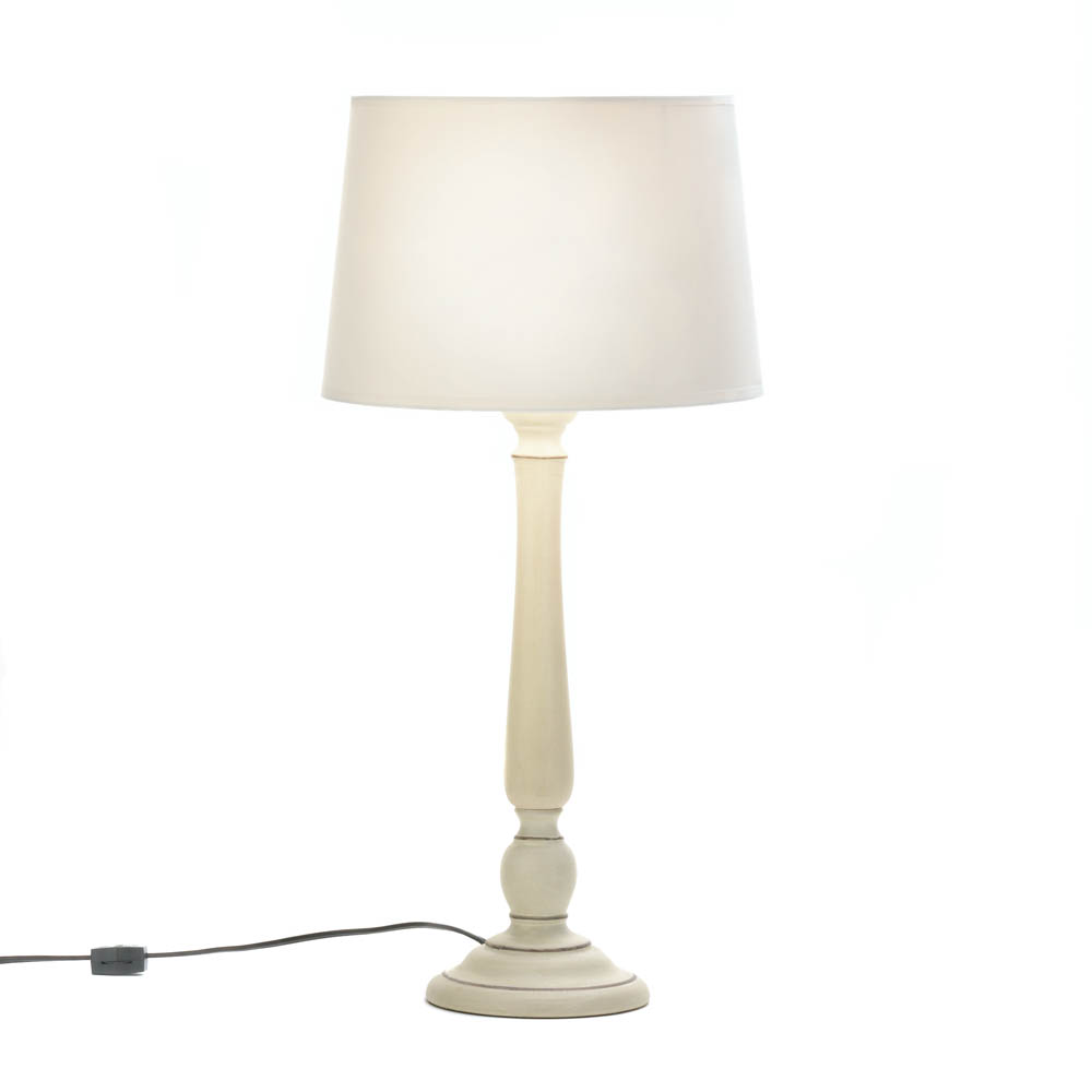 Small Table Lamp Small Chic Living Room Desk Lamp White Ivory