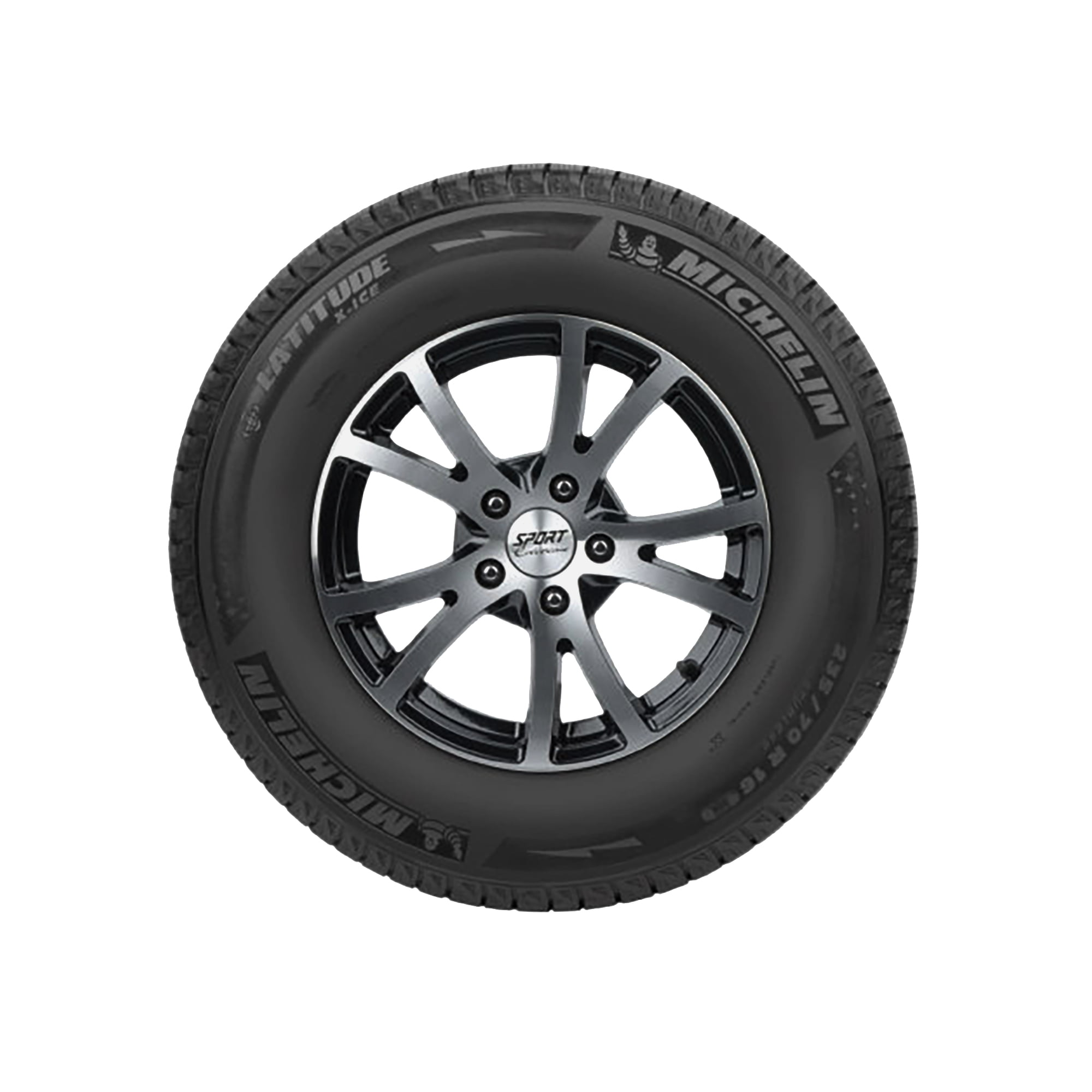 Winter Tires Goodyear Nordic Or Michelin X Ice Xi2 >> Michelin Latitude X Ice Xi2 Winter Tire 235 65r17 Xl 108t
