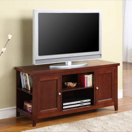 K;B Furniture 45 in. TV Stand - Walnut