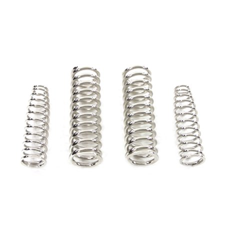 Replica Nickels - Replica Spring Fork Spring Set Nickel Plated,for Harley Davidson,by V-Twin