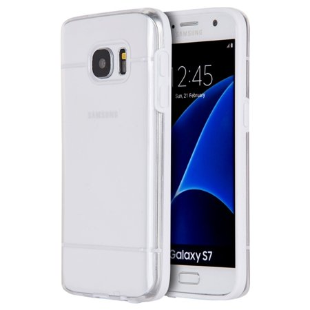 Samsung Galaxy S7 Case, by Insten TPU Rubber Candy Skin Case Cover For Samsung Galaxy
