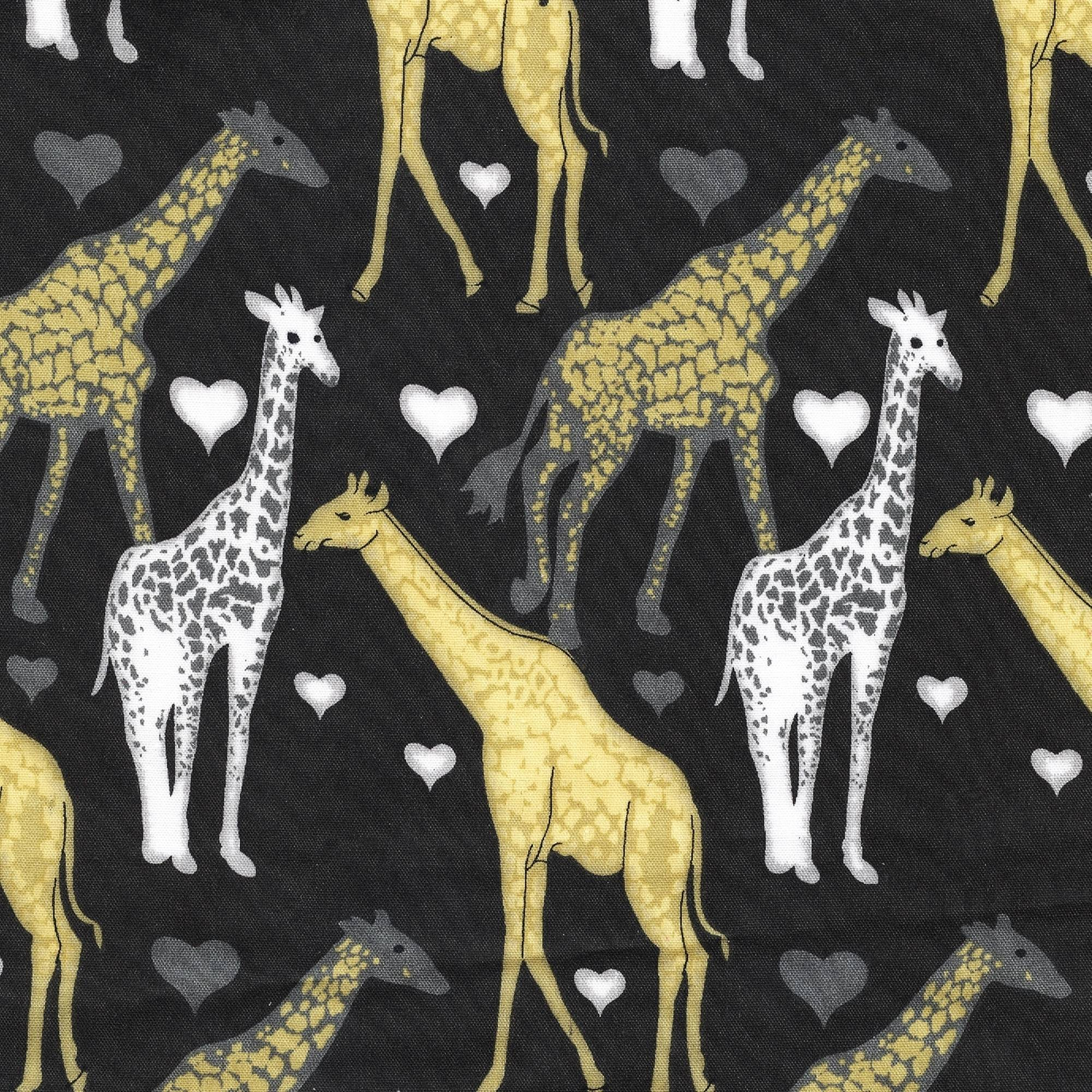 Shason Textile Pet Lovers Poly Cotton Prints, Available in Multiple Colors, 3 Yards Cut